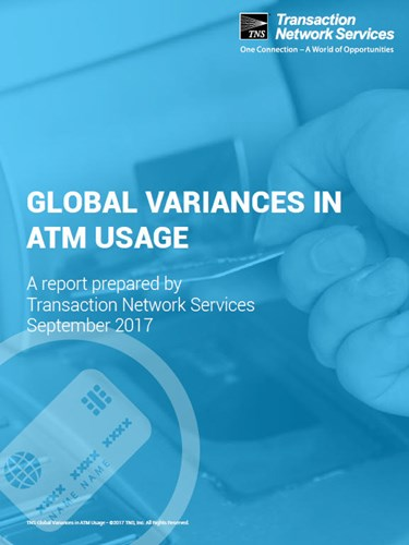 TNS Report Uncovers Significant Global Variances in ATM Usage
