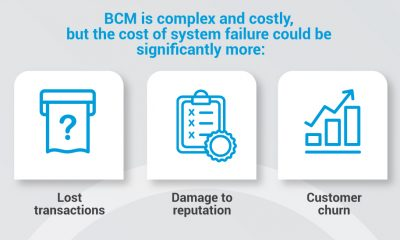 Comprehensive Business Continuity Management Essential to Keeping Data Flowing