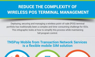 Reduce The Complexity Of Wireless POS Terminal Management