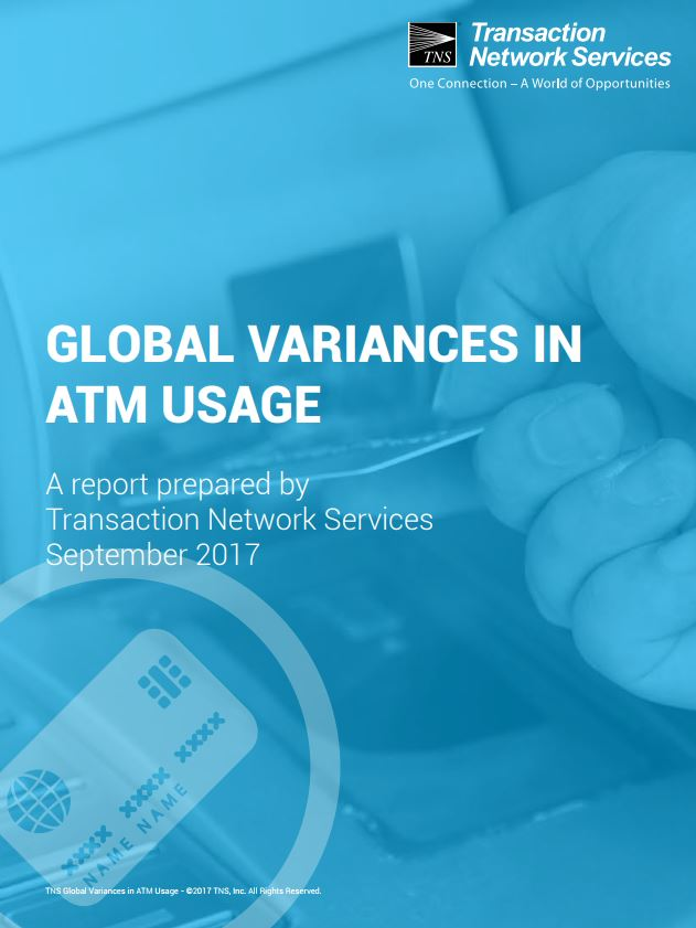 TNS Global ATM Usage Report