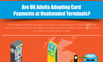 Are UK Adults Adopting Card Payments at Unattended Terminals?