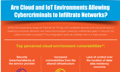 Are Cloud and IoT Environments Allowing Cybercriminals to Infiltrate Networks?
