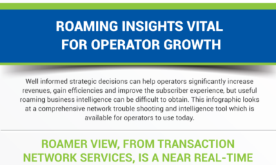 Roaming Insights Vital For Operator Growth