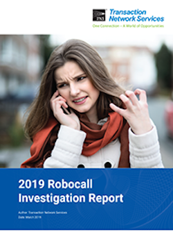 TNS Robocall Report March 2019