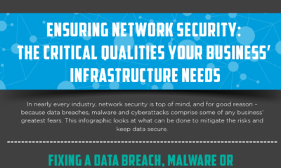 Ensuring Network Security: The Critical Qualities Your Business' Infrastructure Needs