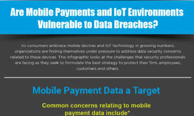 Are Mobile Payments and IoT Environments Vulnerable to Data Breaches?