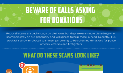 Beware of Calls Asking for Donations