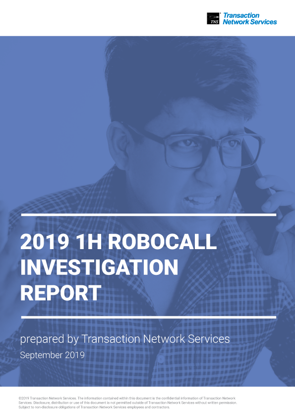 TNS Survey: Americans Now Receive 200 Million Unwanted Robocalls per Day