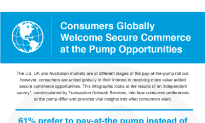 Consumers Globally Welcome Secure Commerce at the Pump Opportunities