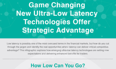 Game Changing New Ultra-Low Latency Technologies Offer Strategic Advantage