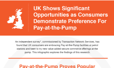UK Shows Significant Opportunities as Consumers Demonstrate Preference For Pay-at-the-Pump