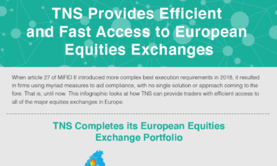 TNS Provides Efficient and Fast Access to European Equities Exchanges