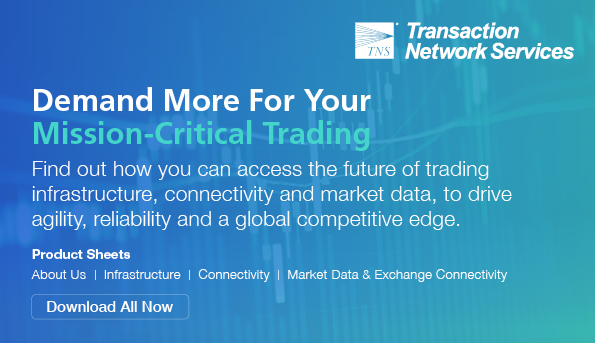 Demand more for your mission critical trading